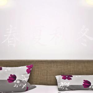 Wandtattoo Chinesische Schriftzeichen 4 Jahreszeiten