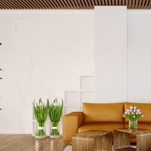 Wandtattoo Baum Flora