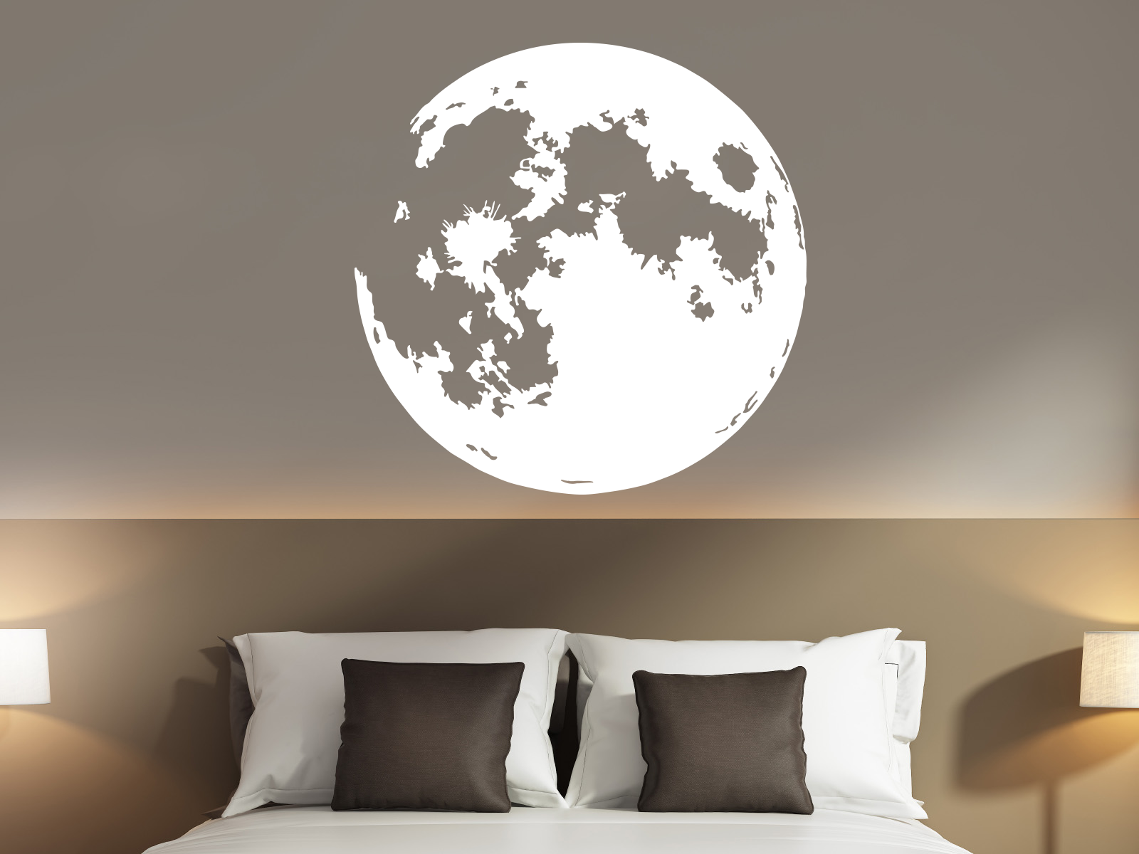 Wandtattoo Mond Tocut