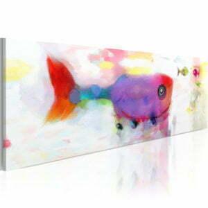 Wandbild - Fische der Tiefsee