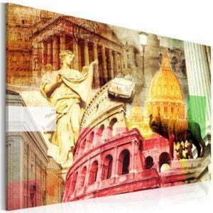Wandbild - Zauberhaftes Rom