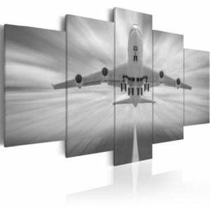 Wandbild - Flugzeug