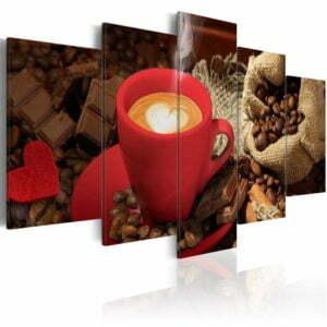 Wandbild - Love espresso