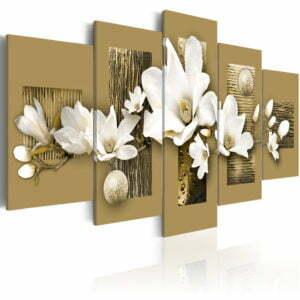 Wandbild - Magnolia-Garden