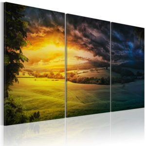 Wandbild - Reich der aufgehenden Sonne