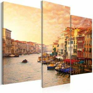 Wandbild - Schönheit Venedigs