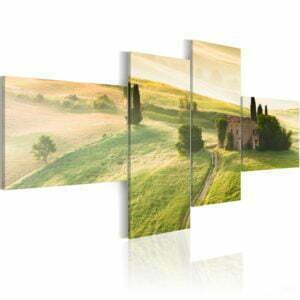 Wandbild - Legere Toskana
