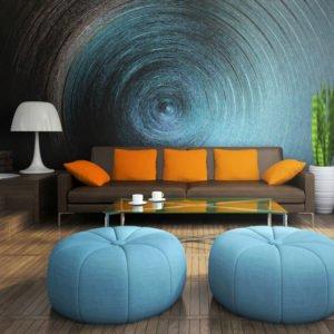 Fototapete - Water swirl