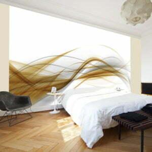 Fototapete - abstraktes Motiv - digital art