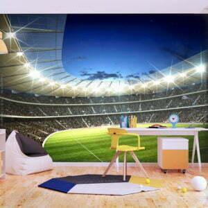 Fototapete - Nationalstadion