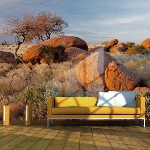 Fototapete - Afrikanische Aussichten, Namibia