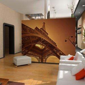Fototapete - Die Macht von Paris