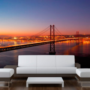 Fototapete - Bay Bridge - San Francisco