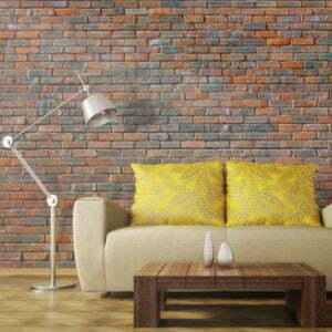 Fototapete - Brick wall