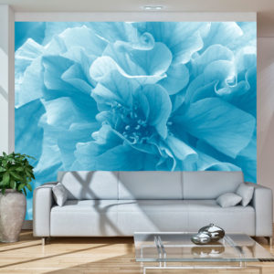 Fototapete - Blue azalea