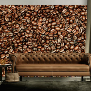 Fototapete - Coffee heaven
