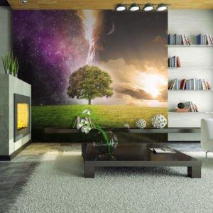 Fototapete - Magic tree