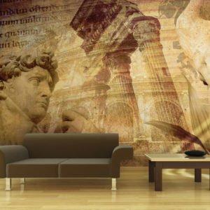Fototapete - Griechische Collage