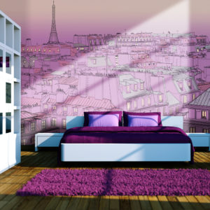 Fototapete - Freitagabend in Paris