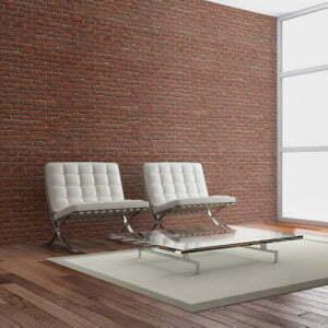 Fototapete - Brick - simple design
