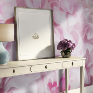 Fototapete - Azalee (rosa)