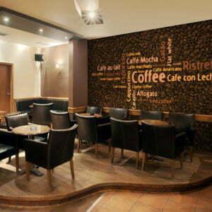 Fototapete - Latte, espresso, cappucino...