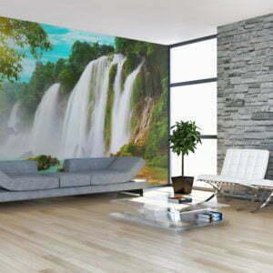 Fototapete - Detian - Wasserfall  (China)