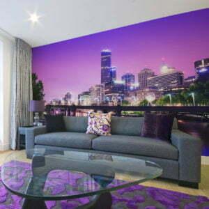 Fototapete - Yarra river - Melbourne