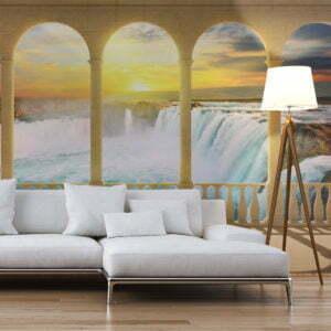Fototapete - Dream about Niagara Falls
