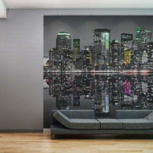 XXL Tapete - NYC - Wo Träume entstehen