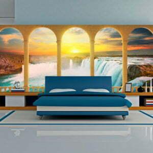 XXL Tapete - Dream about Niagara Falls