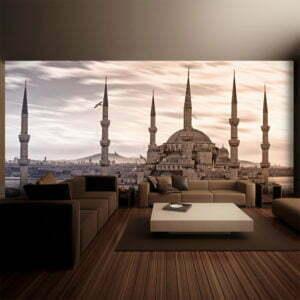 XXL Tapete - Blaue Moschee - Istanbul