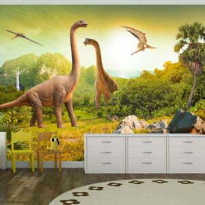 Fototapete - Dinosaurier
