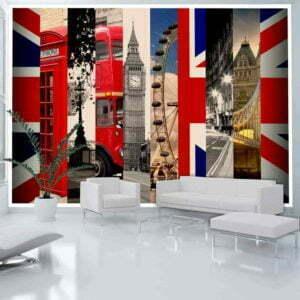 Fototapete - London