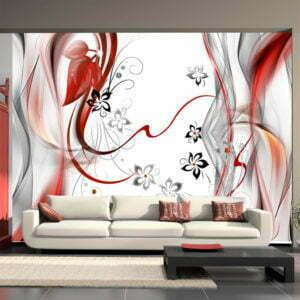 Fototapete - Airy fabric