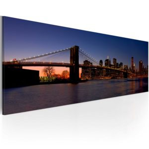 Wandbild - Brooklyn Bridge - Ponorama