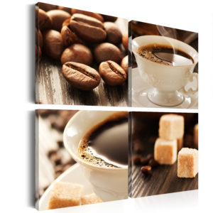 Wandbild - Kaffeetasse