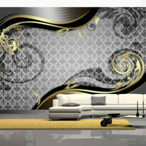 Fototapete - Golden snail