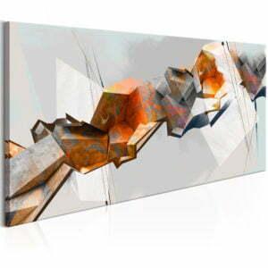Wandbild - Abstract Chain