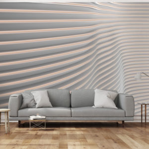 Fototapete - Cool Stripes