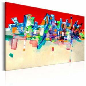 Wandbild - Abstract Architecture