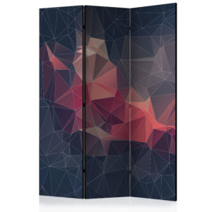 3-teiliges Paravent - Abstract Bird [Room Dividers]