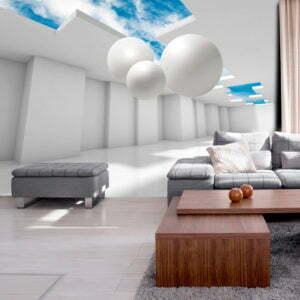 Fototapete - Architecture of the Future