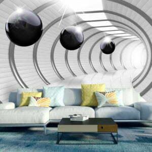 XXL Tapete - Futuristic Tunnel II