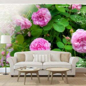 Fototapete - Summer garden