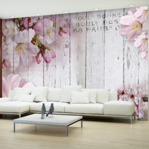 Fototapete - Apple Blossoms