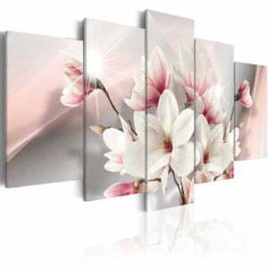 Wandbild - Magnolia in bloom