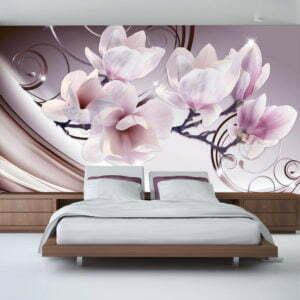 Fototapete - Meet the Magnolias
