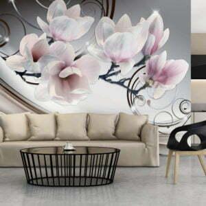 Fototapete - Beauty of Magnolia