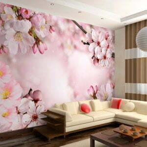 Fototapete - Spring Cherry Blossom